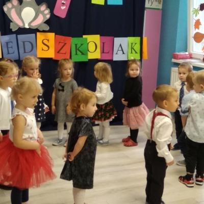 Pasowowanie na przedszkolaka Zajączków