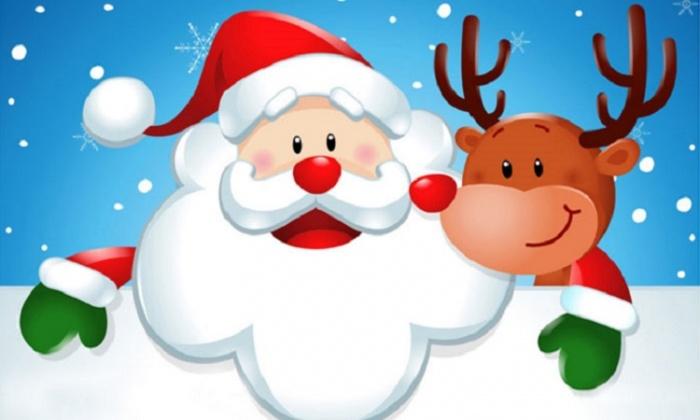 Wizyta Świetego Mikołaja