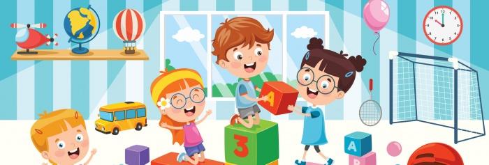 Nasze przedszkole znów otwarte :)